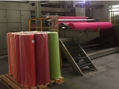 Synwin Non Wovens-Manufacturer Of Christmas Wrapping Paper Rolls Custom Color Embossed Packaging-25