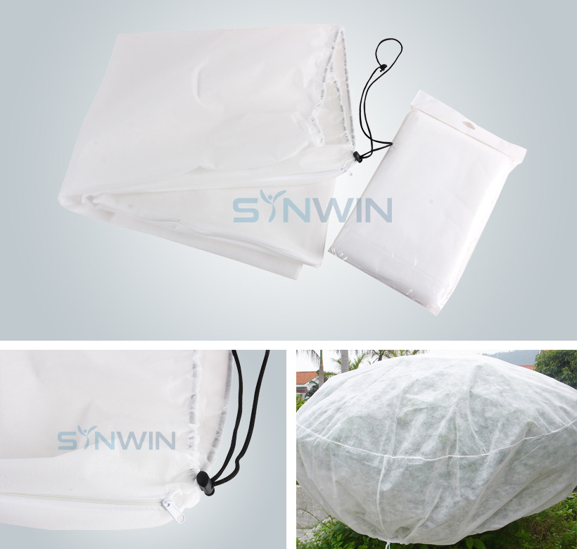 cover non woven fabric making plant supplier for hotel-4