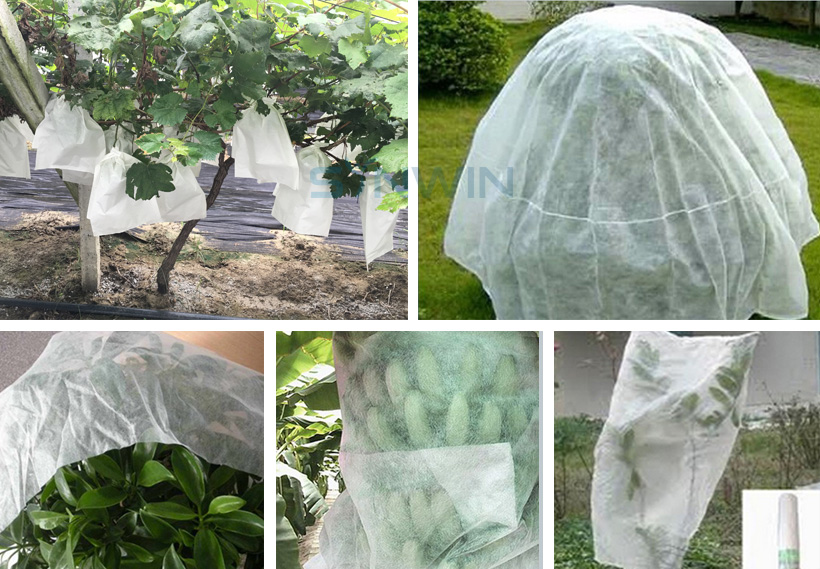 Synwin Non Wovens-Synwin Factory Eco Friendly Plant Cover Nonwoven Fabric for Agriculture-9