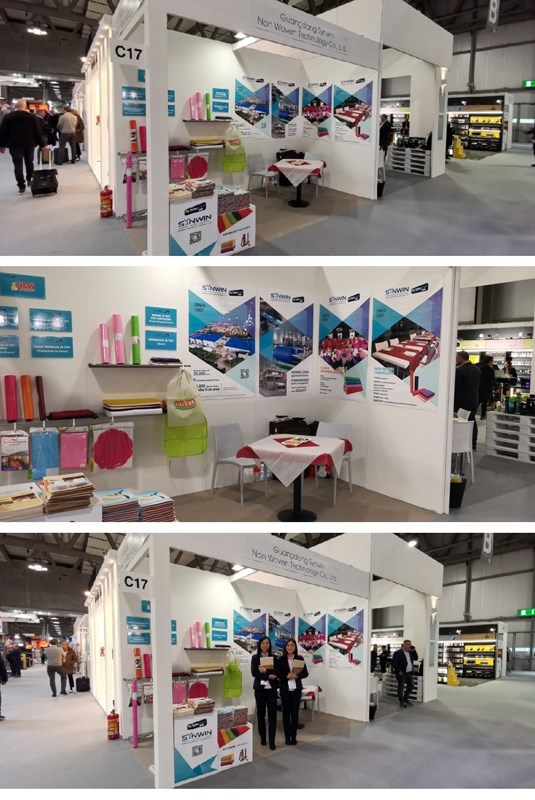 Synwin Non Wovens-Synwin Tnt Tablecloth Shows In Milano Rho Homi Fair 2019 | News On Association-1