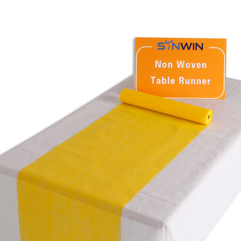 PP غير المنسوجة مفرش المائدة/TNT TableRunner