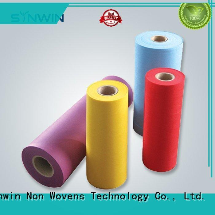 Synwin pp non woven manufacturer for household