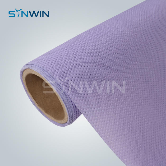 Perforated Pocket spring non woven fabric for mattress