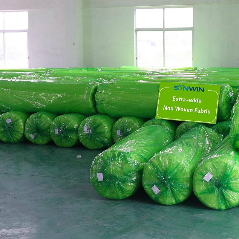 frost non woven fabric plant design for farm