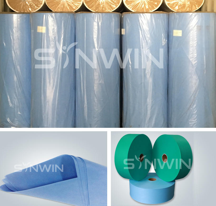 Synwin woven polypropylene fabric directly sale for hospital