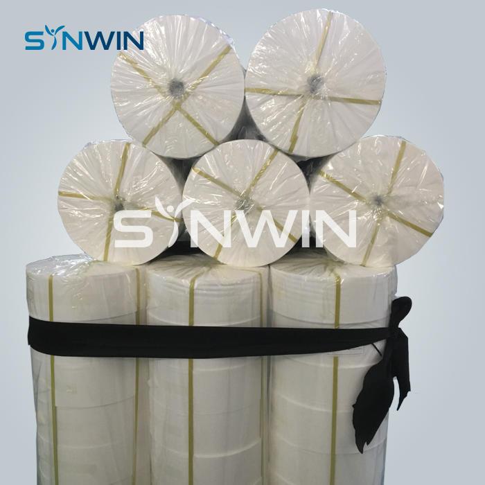 Non Woven Mattress Protector Border PP Spunbond Nonwoven Fabric 15cm
