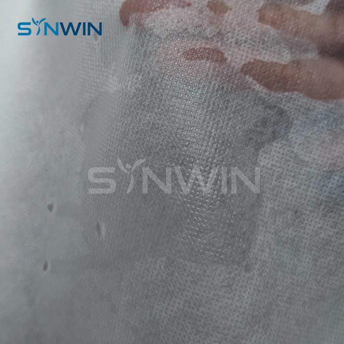Hydrophilic Pp Non Woven Polypropylene Fabric Diaper