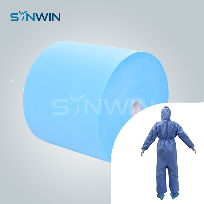 product-Synwin-wholesale sms protective medical non woven fabric in roll tnt sms for surgical gown-i