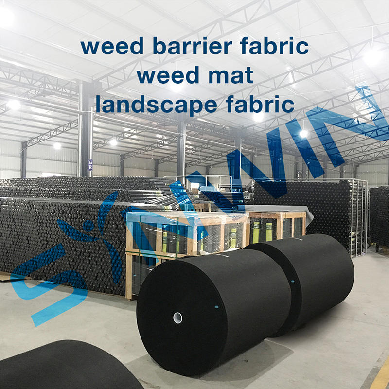NON WOVEN WEED BARRIER FABRIC