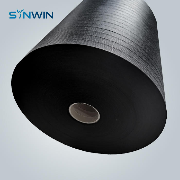 Disposable Mask Material Ties Medical Non Woven Fabric in Roll