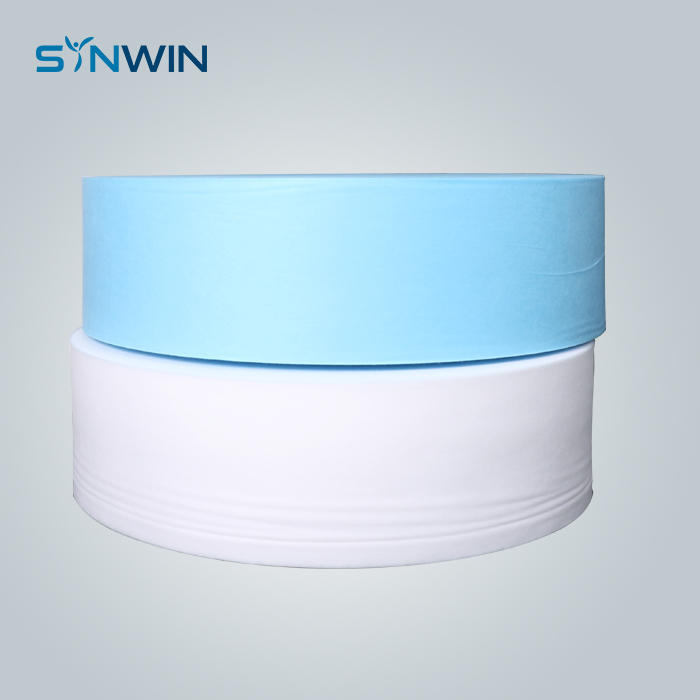 Baby Face Mask Ss Non Woven Medical Fabric Roll 16.5cm 14cm