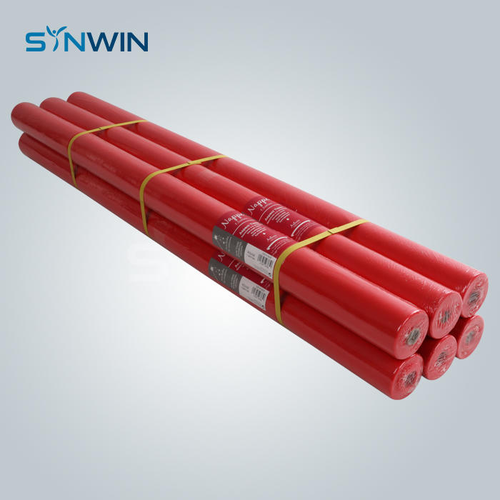 Wholesale Disposable Tnt Non Woven Table Cloths Roll