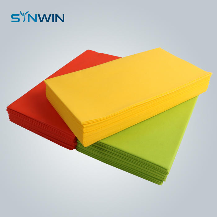 Custom Biodegradable Nonwoven Table Cloth TNT