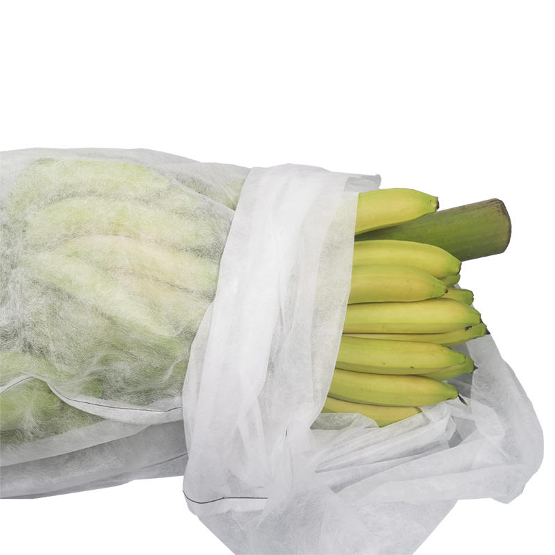 Custom banana bag non woven fabric