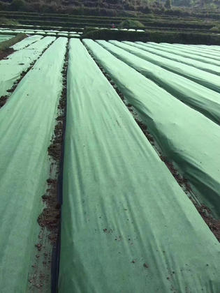 What is the difference between different colors of weed-control non woven fabric?