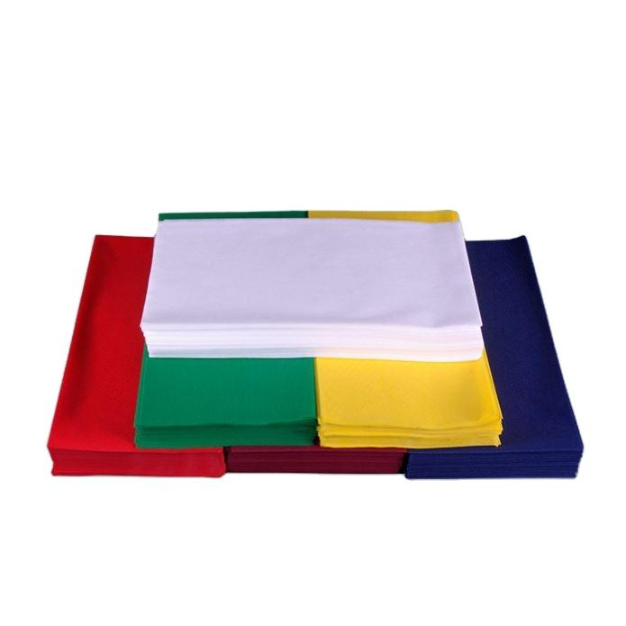 Custom non woven cloth price cloth supply for hotel