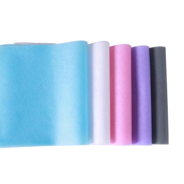 Polypropylene Non Woven Fabric Rolls Raw Material For Surgical Mask