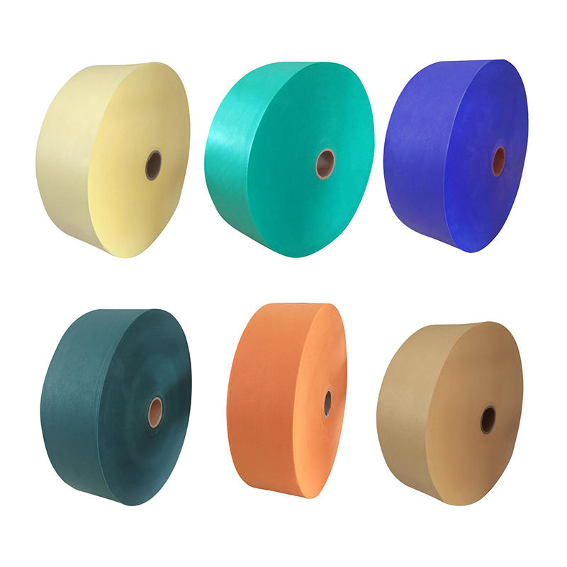 Colorful PP SS Spunbonded Non Woven Fabric For Face Mask