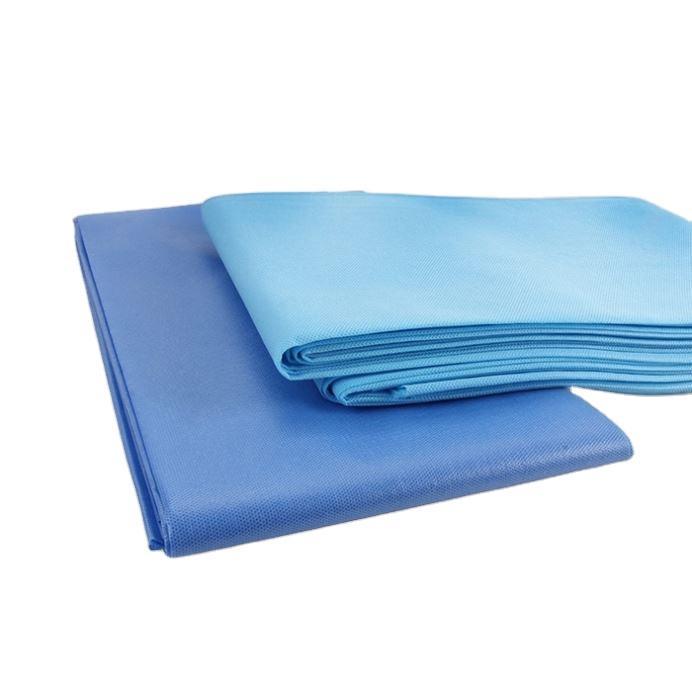 Medical SMS/SMMS Non-woven Sterilization Wrap Fabric