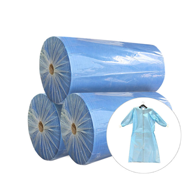 Coating nonwoven fabric