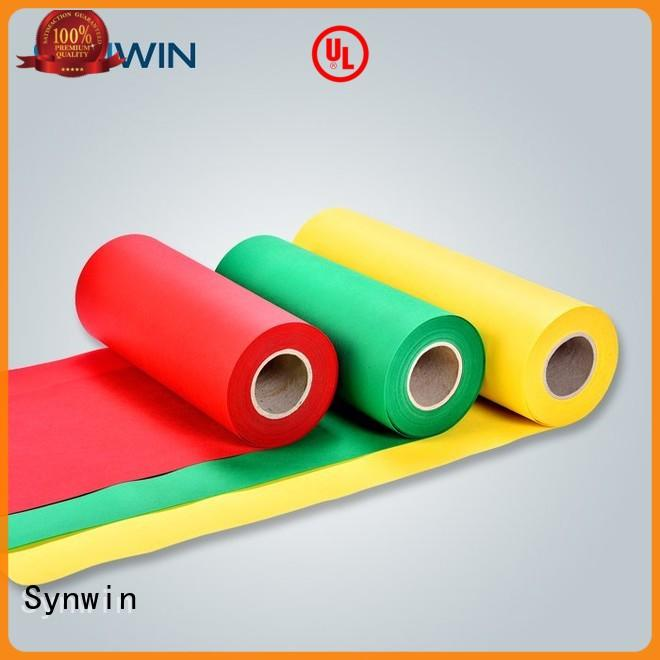 colors pp non woven fabric directly sale for household