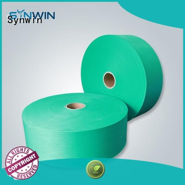 Synwin disposable sms auto fabrics personalized for hotel