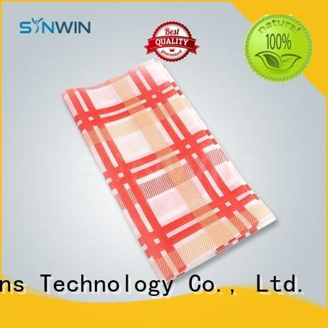 Synwin Non Wovens party table covers with good price for hotel