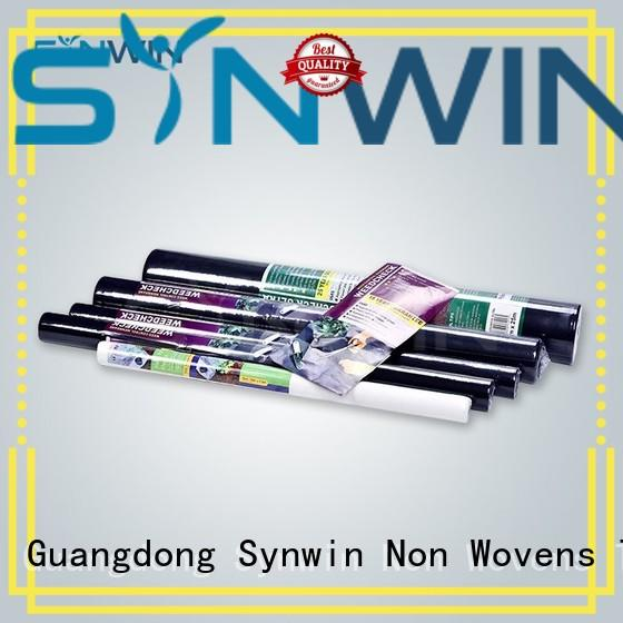 Synwin weed control fabric directly sale for outdoor