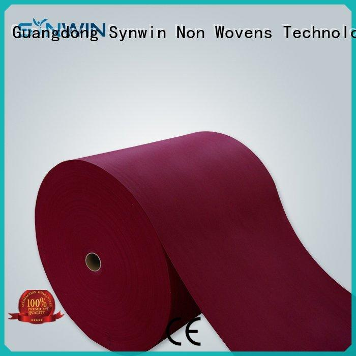 Synwin pp non woven fabric directly sale for wrapping