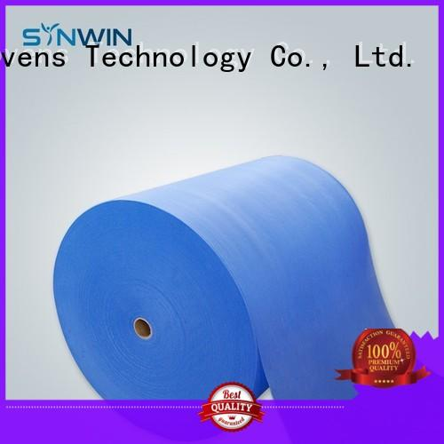 Synwin medical pp non woven fabric directly sale for household