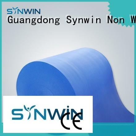 Synwin Non Wovens Brand new top selling hot sale spunbond polypropylene manufacture