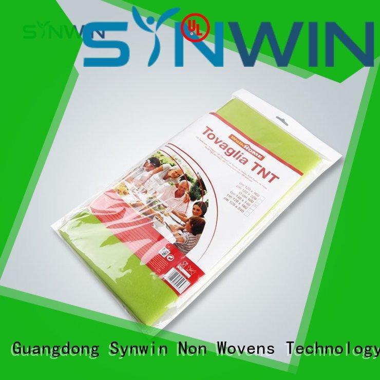 Synwin non woven factory design for tablecloth