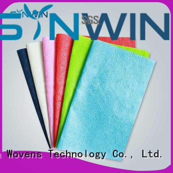Synwin wrapping flower wrap factory price for household