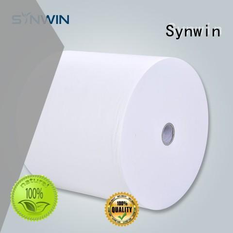 raw spunbond polypropylene design for home