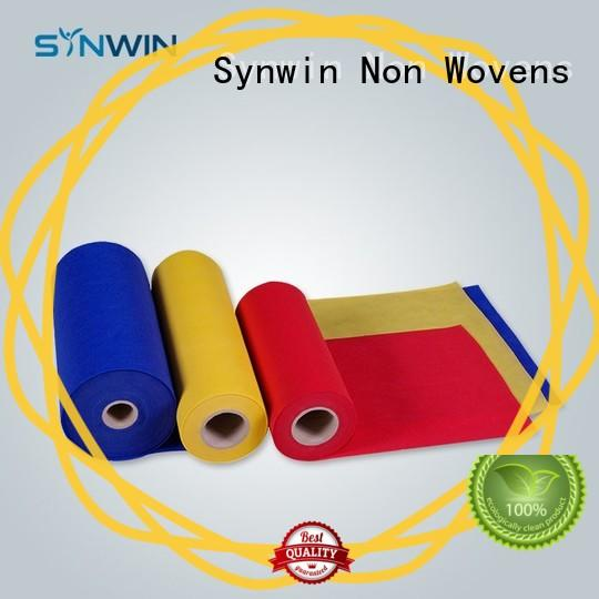 Synwin product pp non woven fabric series for wrapping