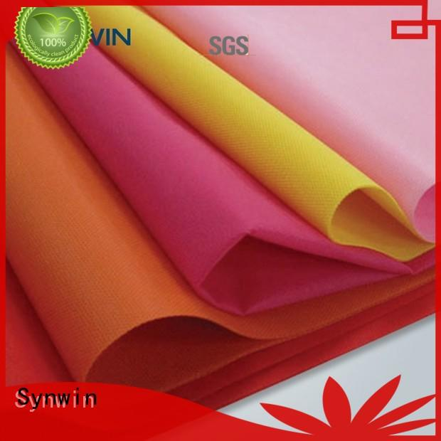 Synwin ecofriendly spunbond polyester inquire now for tablecloth