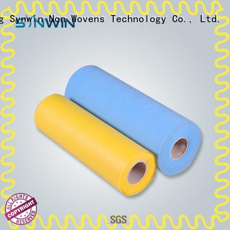 Synwin pp non woven fabric customized for packaging