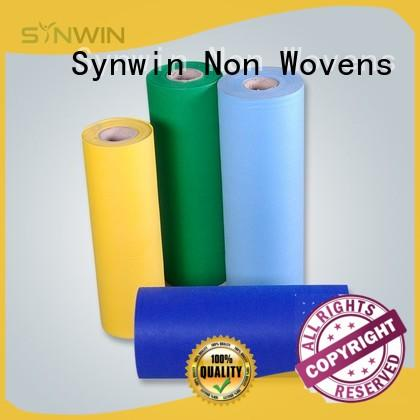 Custom frost block pp woven fabric Synwin Non Wovens mask