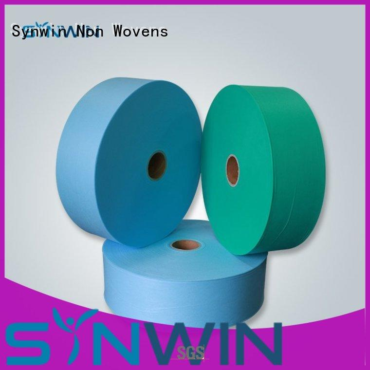 pp non woven fabric manufacturer for packaging Synwin Non Wovens