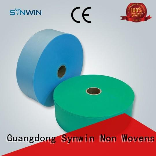 Synwin Non Wovens bedsheet pp woven fabric from China for household