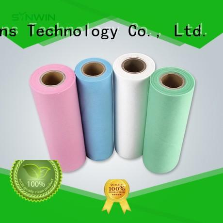 Synwin Non Wovens pp woven fabric directly sale for packaging