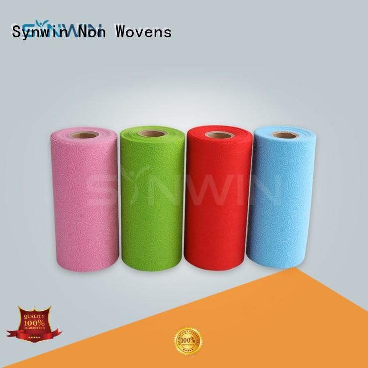 Wholesale strength wrapping paper flowers Synwin Non Wovens Brand