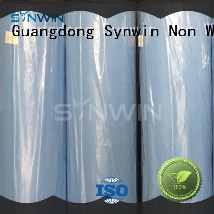 Synwin efficient woven polypropylene fabric customized for home