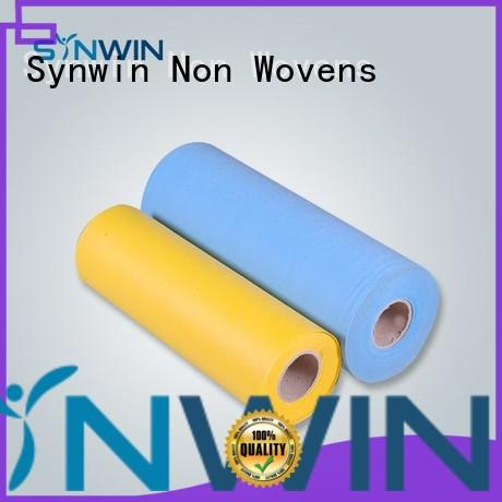 non breathing diapers Synwin Non Wovens Brand pp woven fabric