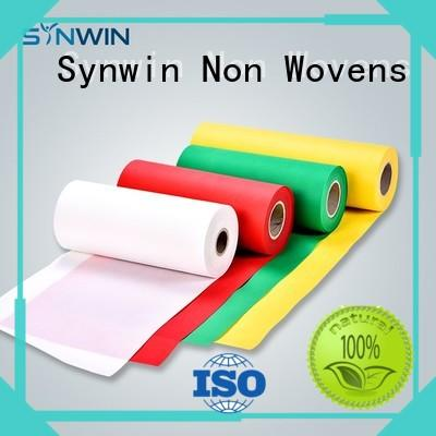 Synwin Non Wovens pp woven fabric series for household