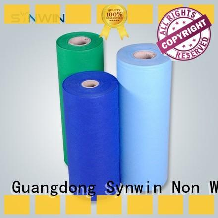 Synwin fabic pp non woven fabric series for household