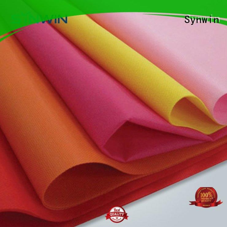 Synwin oem spunbond polypropylene design for home