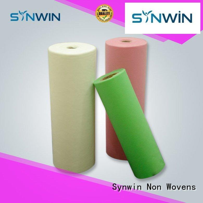 cloth Custom gsm spunbond polypropylene beddings Synwin Non Wovens
