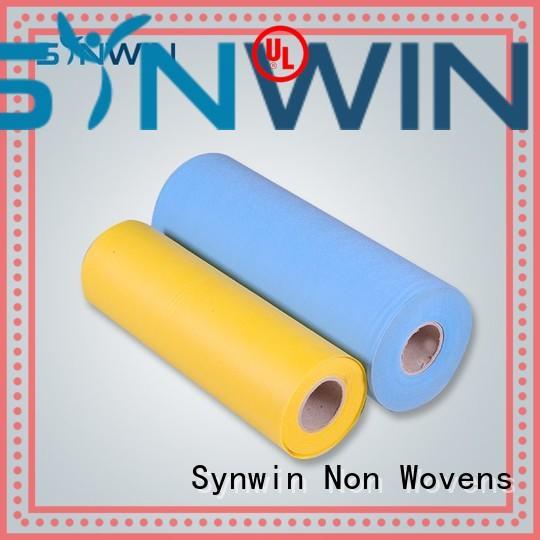 medical pp woven fabric nontoxic Synwin Non Wovens company
