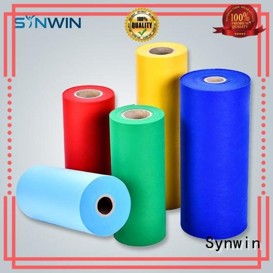 Synwin spunbond polyester factory for home